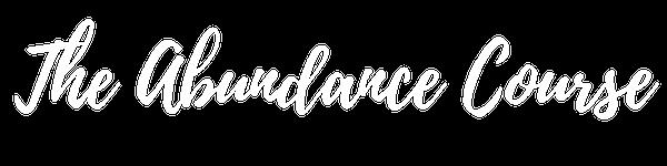 Shelly Bullard Abundance Course